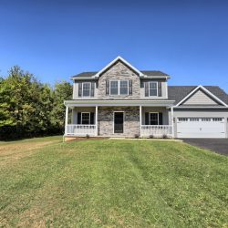 Spec Homes / 2-story / 1636 Pisgah State Road /